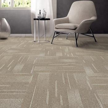Newly Designed Commercial Modular Office Nylon Carpet Tile