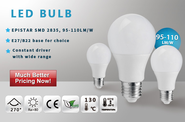 China factory price b22 Led corn bulb 5w 500 lumen