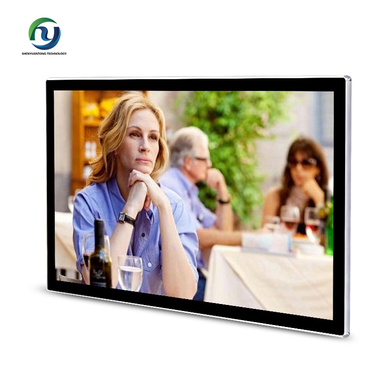 32 inch hot koop wandmontage reclame display lcd android smart TV met LG panel