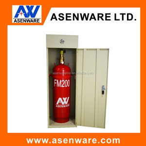 Asenware Best Solution provider Firefighting cylinder gas fm200