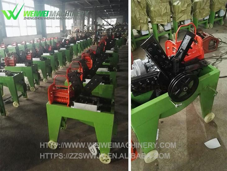 Weiwei grass cutter 3hp diesel engine