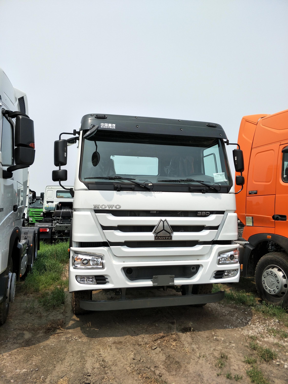 Sinotruk Howo 371hp 6x4 Trailer Trucks Tractor Head Price