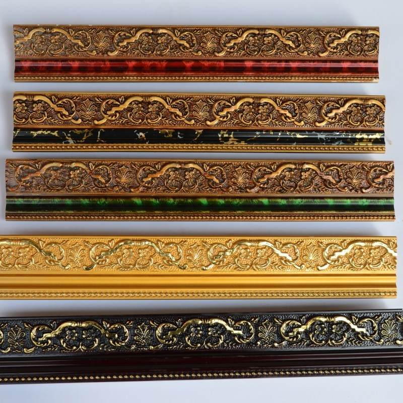 wooden photo frame moulding and picture frame stick for Nigeria and Africa