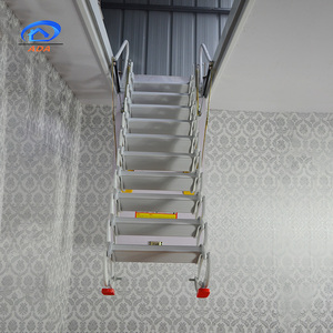 High Room Folding Ladders and Popular Best Quality Ladders Aluminum Telescopic