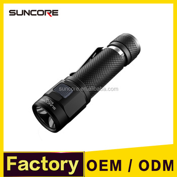 Suncore Ec16 Led Brightest Flashlight 1080 Lumens Tactical Portable Outdoor Buy Tactical Flashlight Brightest Flashlight Led Flashlight Product On