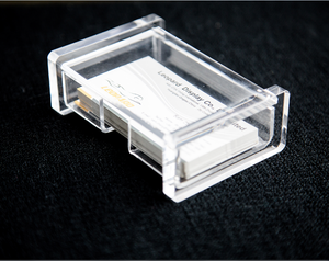Clear plastic acrylic business card holder clear plastic acrylic clear plastic acrylic business card holder clear plastic acrylic business card holder suppliers and manufacturers at alibaba reheart Gallery