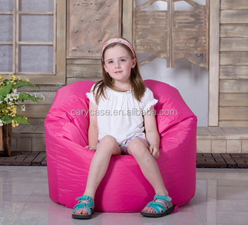 Children Colorful Bean Bag Chair, Lazy Relax Beanbag Lounger, Floor Bean  Cushion