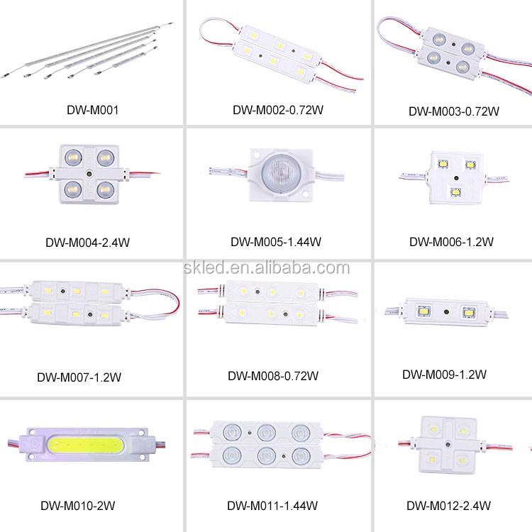 Best Selling Led Module Bar Dc12v Led Sign Module White Led ...