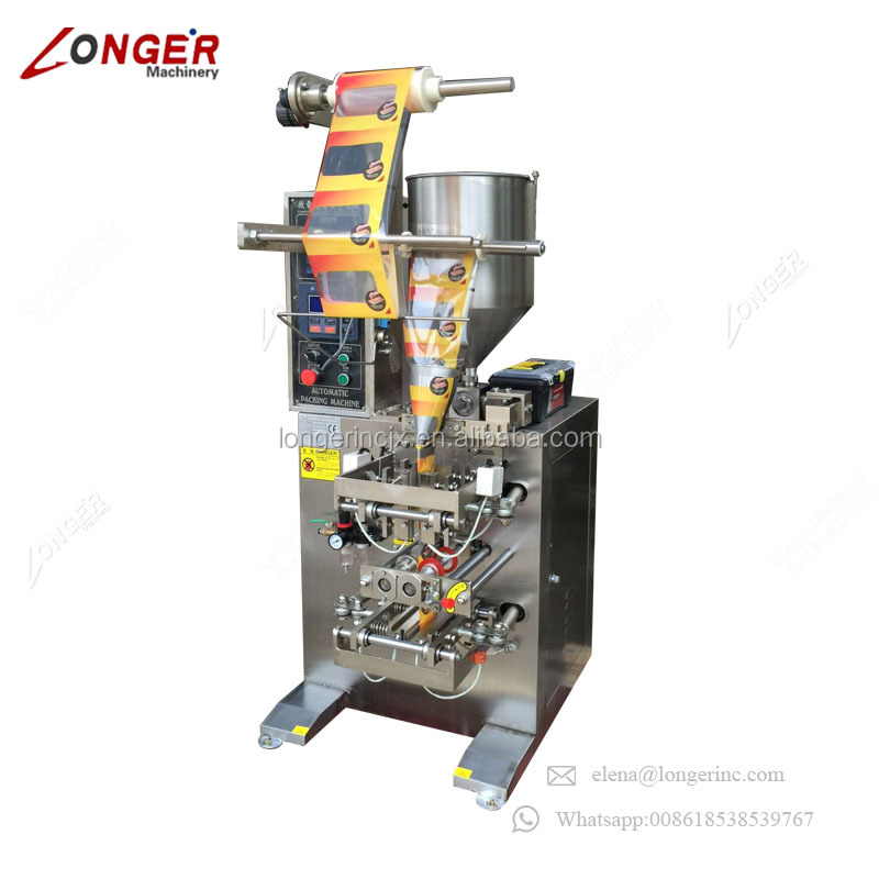 Best Selling Discounted Peanut Butter Filling Packing Machine