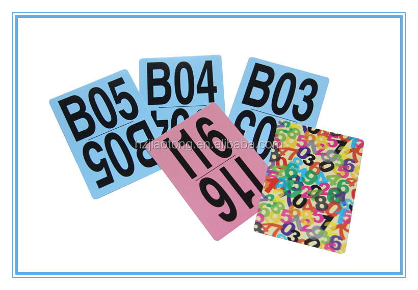 Children Paper Playing Game Cards