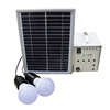 Best price mini solar home system 5W used charge mobile phone, power for 1-4LED bulbs and DC fans electrical appliances