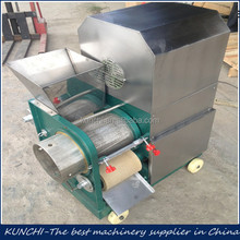 made in China professional industrial commercial high quality shrimp peeling machine