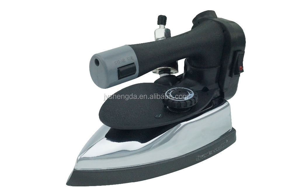 Silver Star Electric Gravity Steam Iron