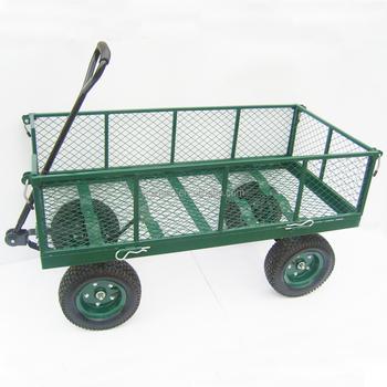 Garden Utility Wagon Cart