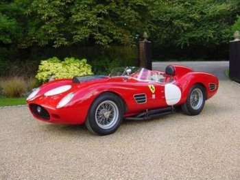 Ferrari 250 Tr Recreation View Ferrari 250 Product Details