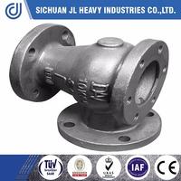 top quality API sand casting valve for gas and oil
