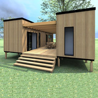 low cost prefabricated wood houses prefab home