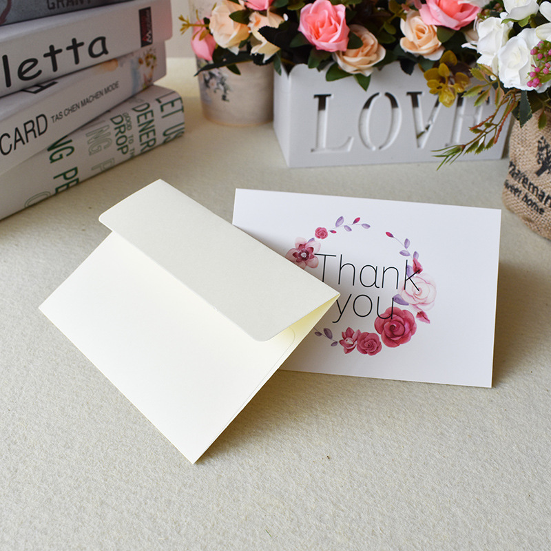 custom printing all occasion blank paper invitation card greeting cards