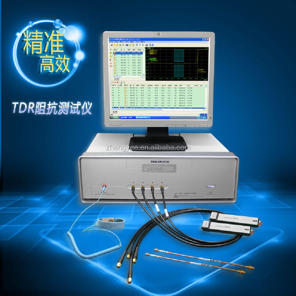Asida Zk2130 Cable And Circuit Board Impedance Analyzer Buy Testing Analyzercircuit Impedancecircuit Product On