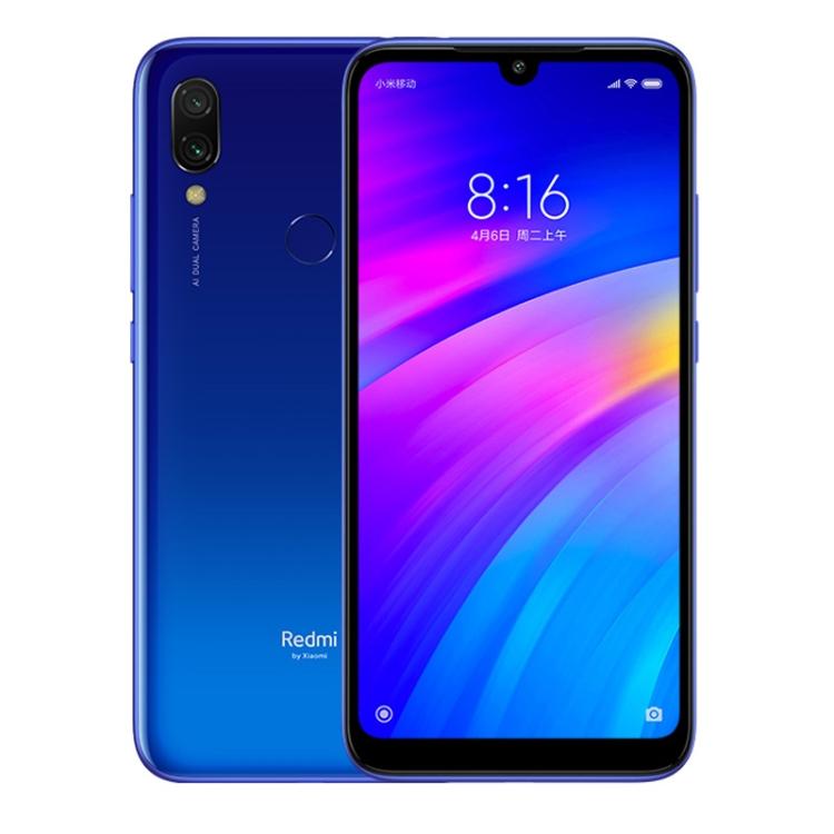 Global version Original Xiaomi Redmi 7 3GB 32GB 6.26 inch MIUI 10.0 Qualcomm Snapdragon 632 Octa 4g celular xiaomi smartphone фото