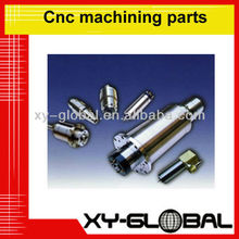 ADC12 al/brass cnc machining part
