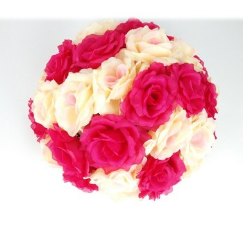 Decorative artificial silk flowers kissing ball buy flowers decorative artificial silk flowers kissing ball mightylinksfo