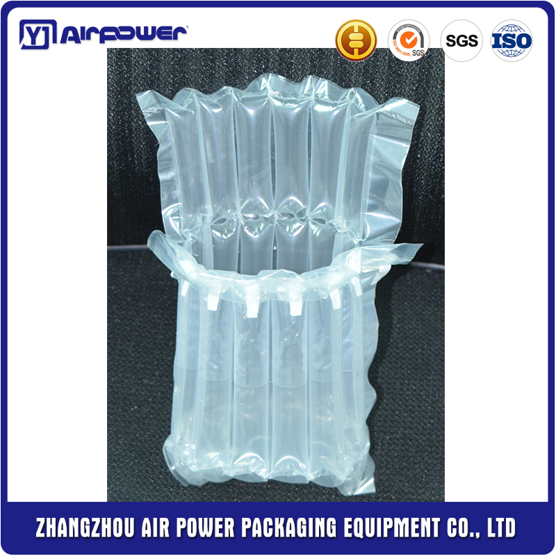 High quality thickness 6c air bubble film pillow packaging machine