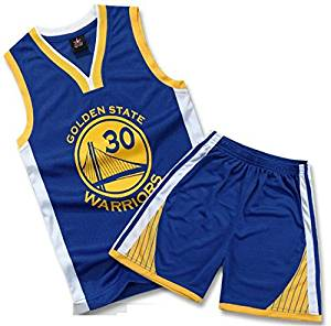 the best attitude 75f88 42e1a Buy Golden State Warriors #30 Stephen Curry Kids Suit NBA ...