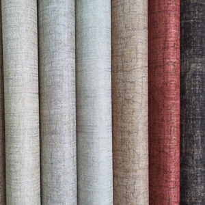 137cm width heavy thick commercial fabric backed vinyl wall covering wallpaper