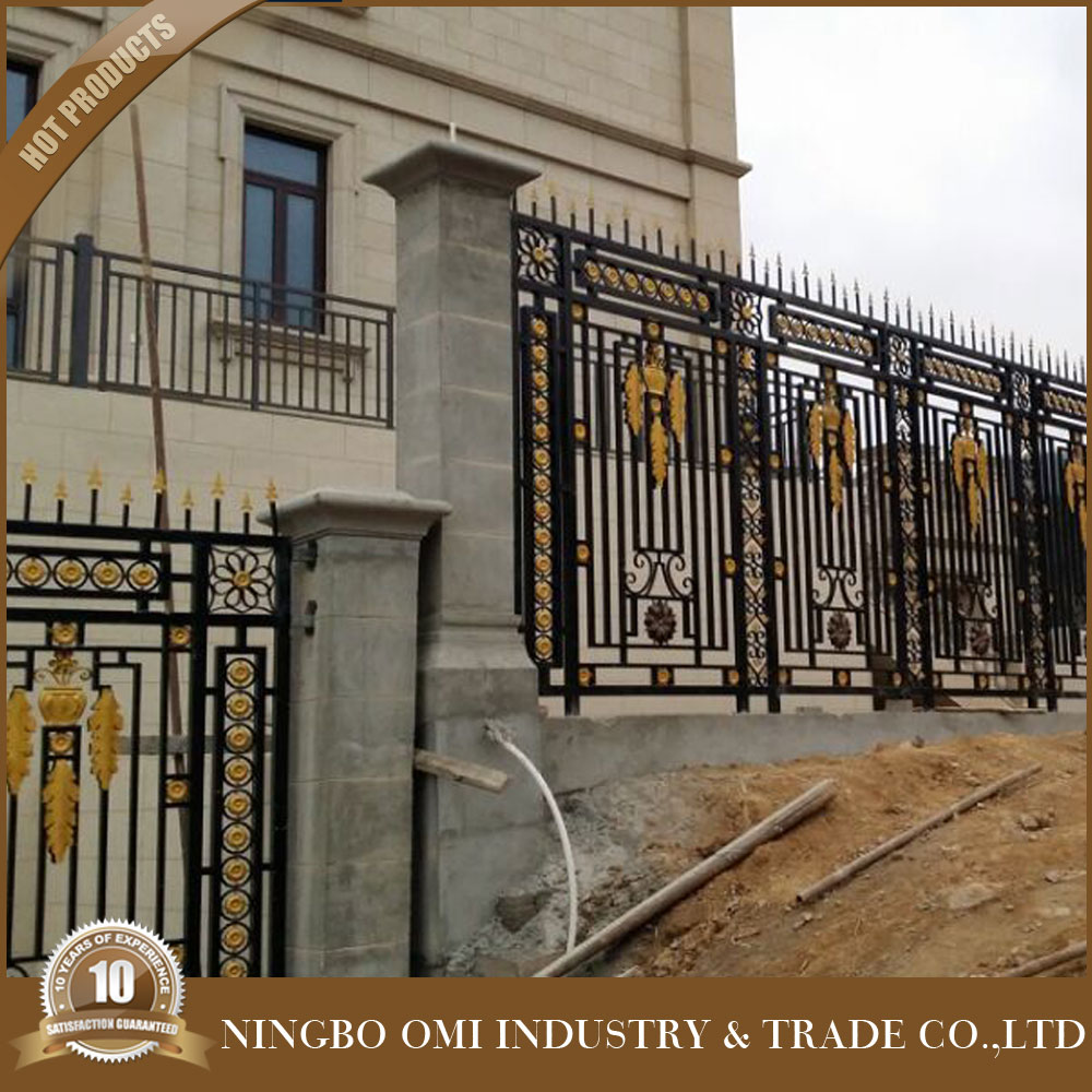 Elegant House Windows Simple Iron Philippines Gates And Fences Design Manufacturer Buy Iron Fence For Garden Garden Fence Metal Lattice Panels