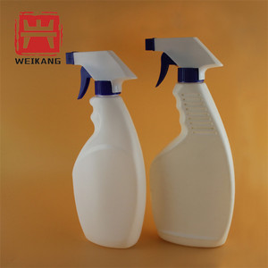 500ml plastic trigger spray bottle with logo printed
