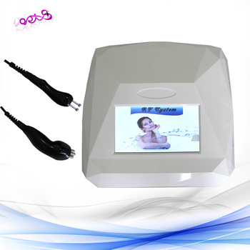 Portable home use best rf skin tightening face lifting machine radio frequency RF20