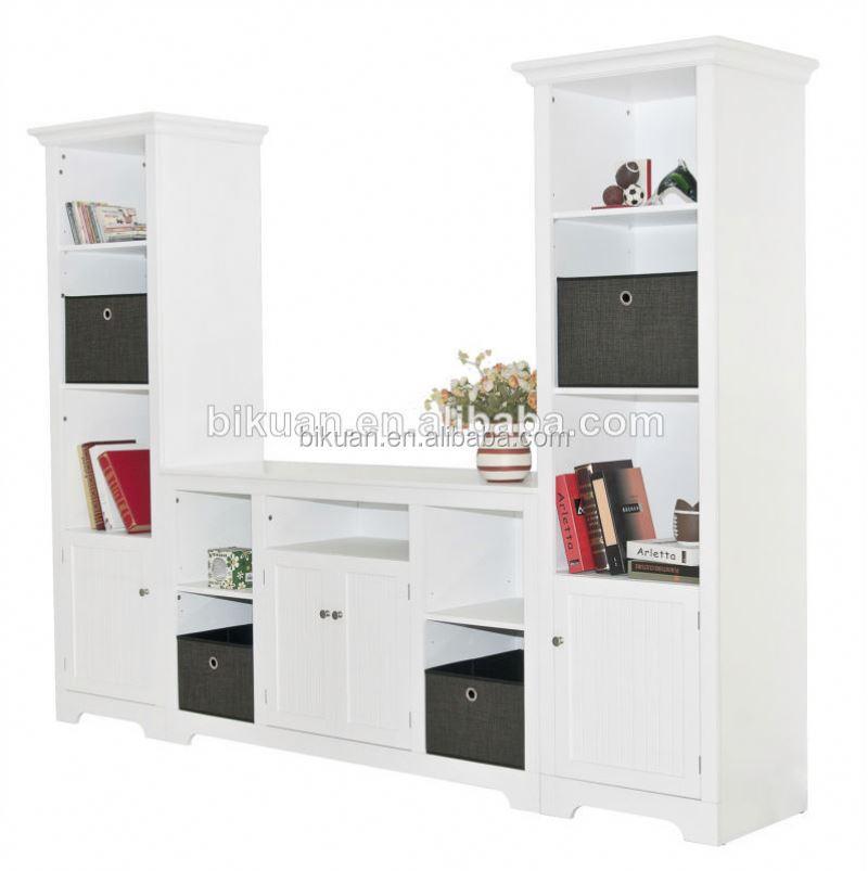 Bq White Tv Rack Cabinet Design