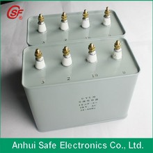ultraviolet high-voltage mercury lamp capacitor