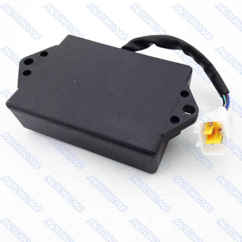 OEM 400cc 5 pin DC CDI For Hensim Jianshe Lion 400cc ATV Quad UTV Buggy Go Kart