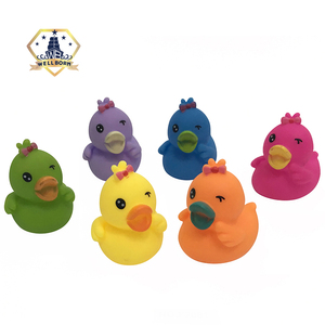 Cartoon Soft Plastic PVC Animal Vinyl Toy With EN71 Certificate