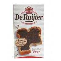 Typically Dutch food Chocolate Sprinkles