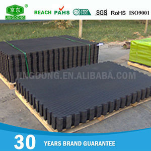 China made good sale rubber where to buy horse stall mats