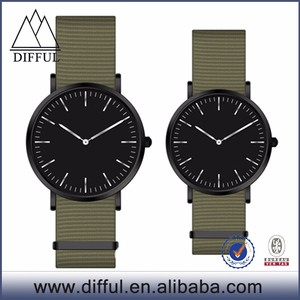 Stainless steel case waterproof fastrack clock wrist watch for men with price mobile phone