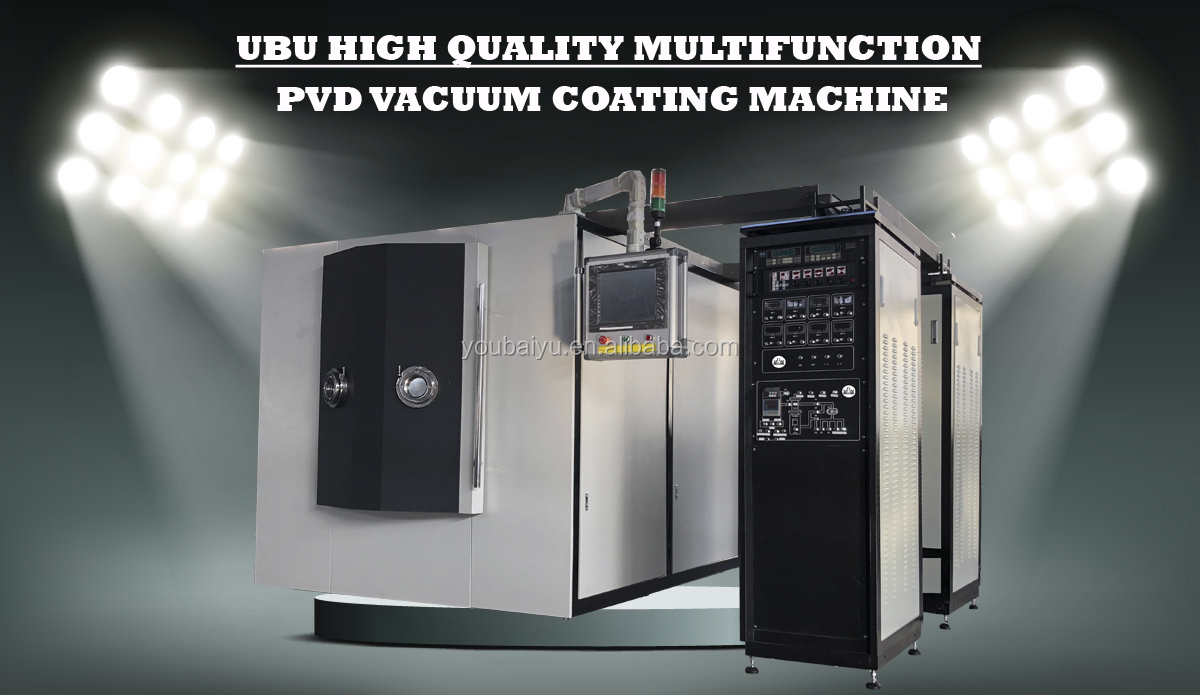 IF / MF / vacuum coating machine / PVD coating