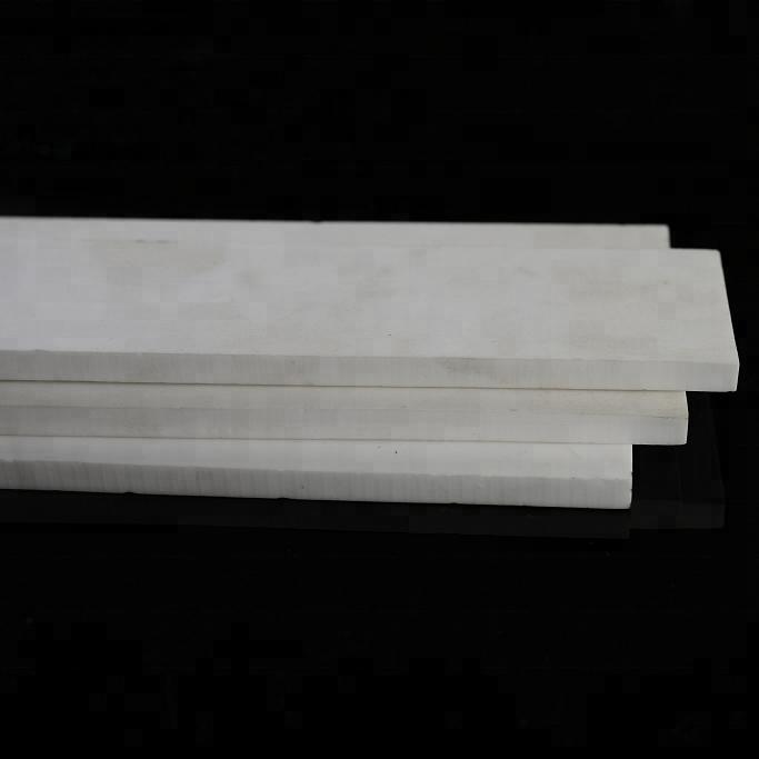 Dry pressure ceramic mullite plate board 1300 degree refractory mullite ceramic manufacturer