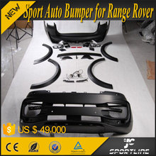 STARTECH Style Sport Auto Bumper for R ange Rover Sport RRS 2013up