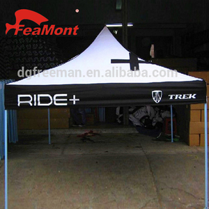 Sample accepted high quality cheap price folding steel frame folding tent / marquee / gazebo