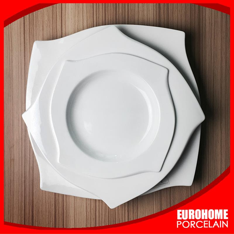 Wholesale Hotel Hall Event Restaurant White Cheap Round