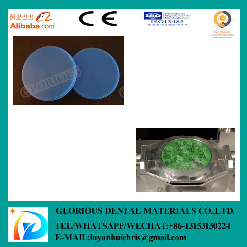 Professional Artifical Tooth Raw Materials of CAD/CAM Wax