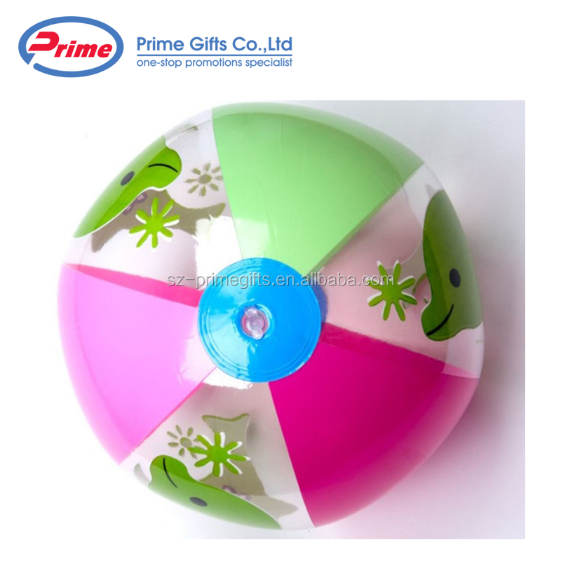 2019 New Design Wholesale Inflatable Christmas Beach Ball for Sale