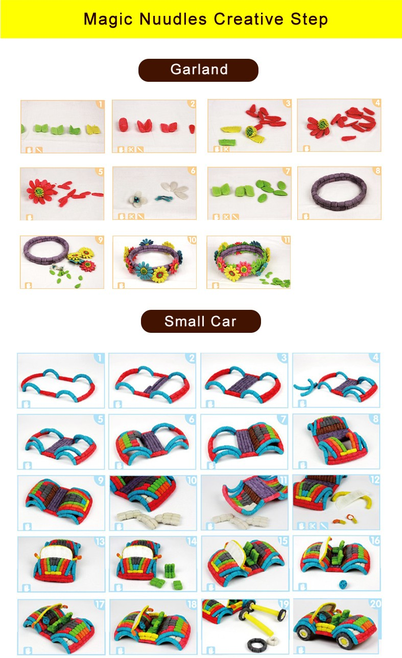2017 Colourful Children DIY Car Toys With EN71 Approved and Free Samples
