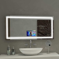Wall Mounted Touch Screen Digital Electric Smart LED Mirror TV