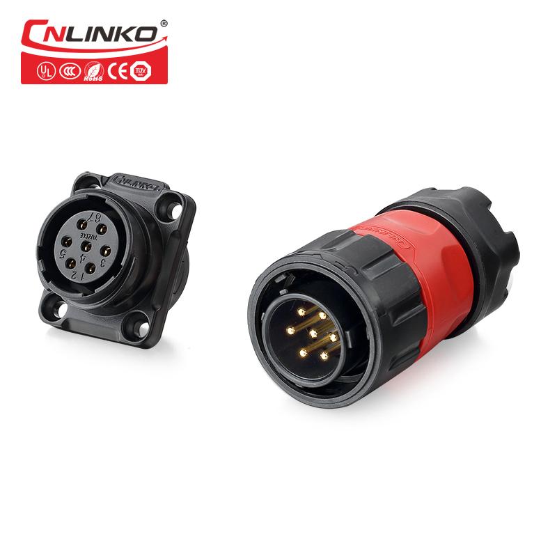 Finden Sie Hohe Qualität 7-polige Stecker Anhänger Hersteller und 7 ...