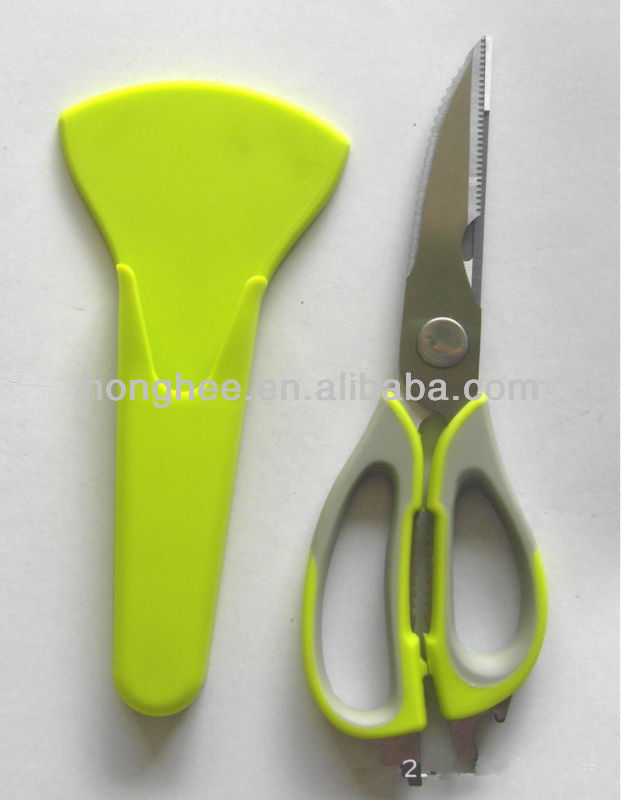HH 800G Magnetic Holder Kitchen Utility Scissors